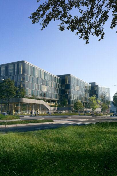 Headquarters DPG Media Netherlands